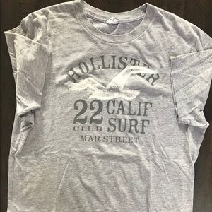 Men's Hollister Logo TShirt